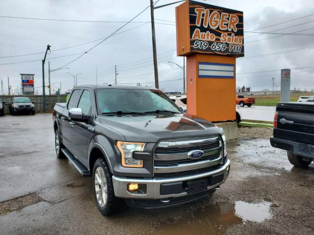 2016 Ford F-150 Lariat**4X4**NAVI**A/C SEATS**CAM**LOADED