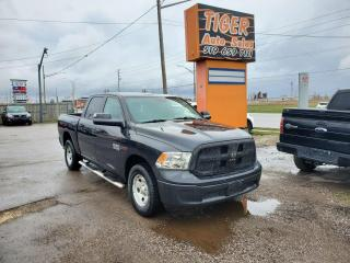 Used 2015 RAM 1500 TRADESMAN**NO ACCIDENTS**ECO DIESEL for sale in London, ON