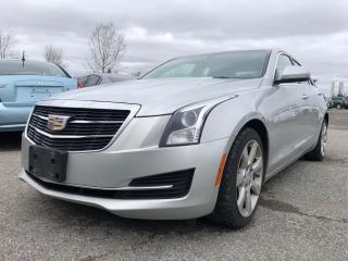Used 2016 Cadillac ATS AWD for sale in Pickering, ON