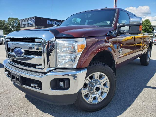 2016 Ford F-350 LARIAT, LOCAL, NO ACCIDENTS, LOADED