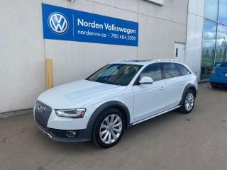 Used 2014 Audi A4 Allroad LEATHER / SUNROOOF / QUATTRO for sale in Edmonton, AB