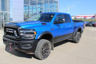 New 2020 RAM 2500 Power Wagon 4x4 Crew Cab 149.0 in. WB for sale in Peace River, AB