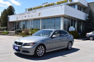 Used 2006 BMW 3 Series 330i for sale in Oakville, ON