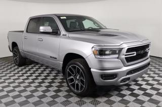 New 2020 RAM 1500 Rebel SPORT, 5.7L V8, AUTO, 4X4, BLUETOOTH, BACK-UP CAM, LEATHER AND HEATED SEATS for sale in Huntsville, ON