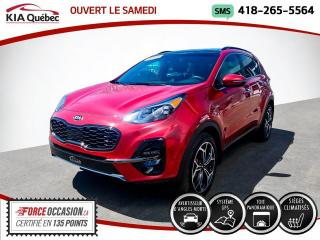 Used 2020 Kia Sportage SX* TURBO* AWD* SPECIAL DEMO* for sale in Québec, QC
