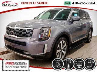 Used 2020 Kia Telluride SX* SPECIAL DEMO* GPS* TOIT* CUIR* for sale in Québec, QC