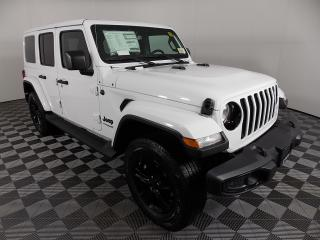 New 2020 Jeep Wrangler Unlimited Sahara SUMMER CLEARANCE WITH EMPLOYEE PRICING PLUS - CLICK FOR DETAILS for sale in Huntsville, ON