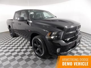 New 2019 RAM 1500 Classic ST SUMMER CLEARANCE WITH EMPLOYEE PRICING PLUS - CLICK FOR DETAILS for sale in Huntsville, ON
