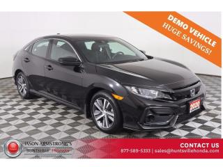 New 2020 Honda Civic LX SALES DEMO! SPECIAL PRICING $26,000 for sale in Huntsville, ON