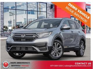 New 2020 Honda CR-V Touring SALES DEMO! SPECIAL PRICING! for sale in Huntsville, ON