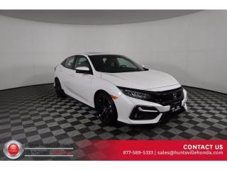New 2020 Honda Civic Sport Touring 2020 MODEL CLEAROUT ON NOW for sale in Huntsville, ON