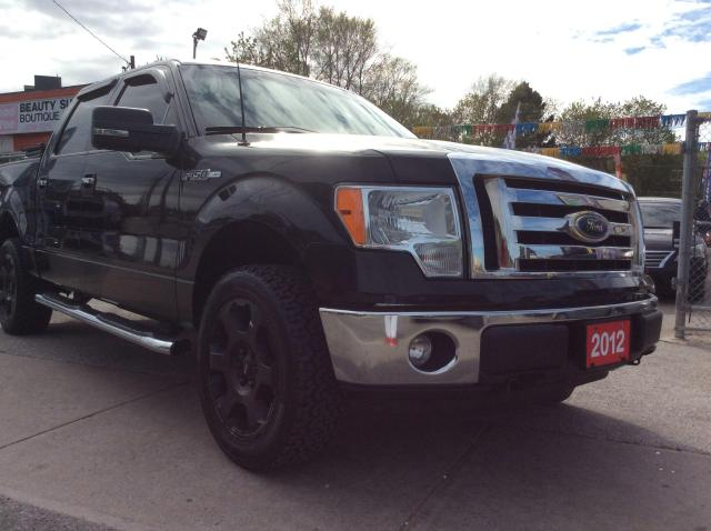 2012 Ford F-150 FX4 - ONLY 173K-LEATHER-BLUETOOTH-AUX-USB-ALLOYS