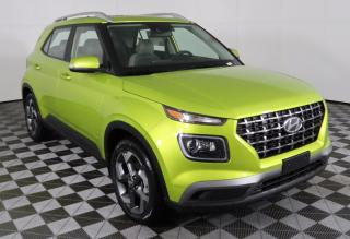 New 2020 Hyundai Venue Ultimate w/Grey-Lime Interior for sale in Huntsville, ON