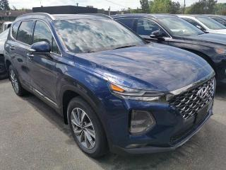 New 2020 Hyundai Santa Fe Luxury 2.0 Trade & Defer for 6 Months – Click for Details for sale in Huntsville, ON