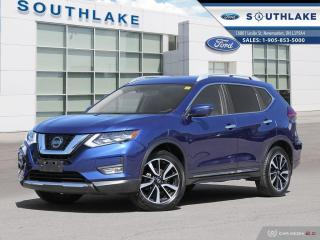 Used 2018 Nissan Rogue SL LEATHER|AWD for sale in Newmarket, ON