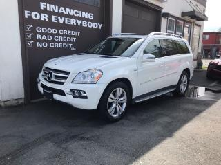 Used 2011 Mercedes-Benz GL-Class GL 350 BlueTec for sale in Abbotsford, BC