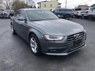 Used 2013 Audi A4 for sale in Cornwall, ON