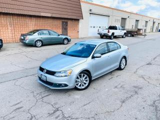 Used 2014 Volkswagen Jetta TDI TDI DIESEL | SERVICED | 6SP for sale in Burlington, ON