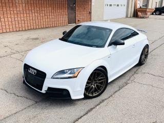 Used 2013 Audi TT 2.0T for sale in Burlington, ON