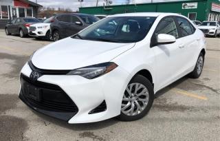 Used 2019 Toyota Corolla for sale in Burlington, ON