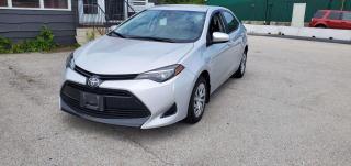 Used 2018 Toyota Corolla XLE CVT for sale in Burlington, ON