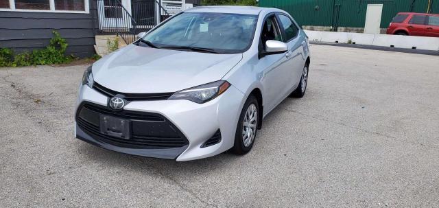 2018 Toyota Corolla XLE CVT