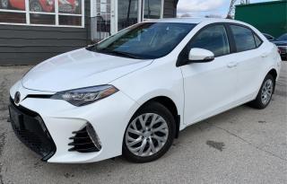 Used 2018 Toyota Corolla for sale in Burlington, ON