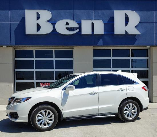 Used 2017 Acura RDX Tech For Sale In Steinbach, Manitoba