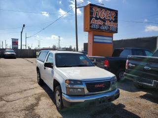 Used 2008 GMC Canyon SL**RUNS & DRIVES WELL**AS IS SPECIAL for sale in London, ON