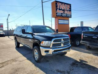 Used 2016 RAM 2500 ST**6.7 CUMMINS***4X4**CREW CAB LONG BOX TOPPER for sale in London, ON