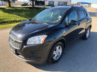 Used 2014 Chevrolet Trax LT for sale in Cambridge, ON