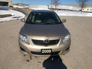 Used 2009 Toyota Corolla CE for sale in Cambridge, ON