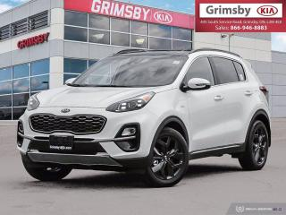New 2020 Kia Sportage EX PREMIUM S|CHROME PKG|LEATHER|PANORAMIC SUNROOF for sale in Grimsby, ON