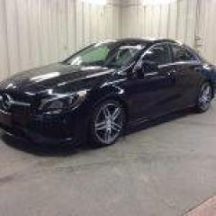 Used 2018 Mercedes-Benz CLA-Class CLA 250 4MATIC Coupe for sale in Ottawa, ON