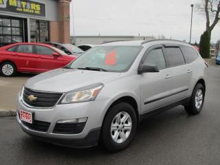 Used 2015 Chevrolet Traverse LS AWD w/PDC for sale in Brockville, ON