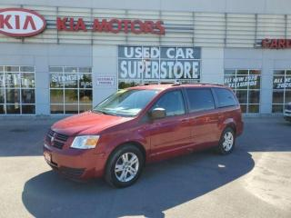 Used 2010 Dodge Grand Caravan SE, Stow'N GO, Keyless Entry, Power Window for sale in Niagara Falls, ON