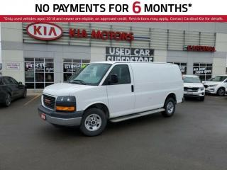 Used 2018 GMC Savana 2500 Reverse Camera, Rubber/Vinyl Floor. for sale in Niagara Falls, ON