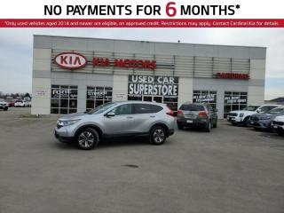 Used 2017 Honda CR-V LX, Heated Seats, Bluetooth, Keyless Entry. for sale in Niagara Falls, ON