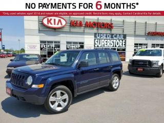 Used 2014 Jeep Patriot North, 5 Speed Manual, 4wd. for sale in Niagara Falls, ON