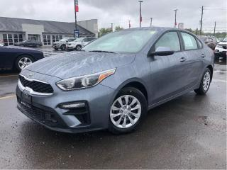 New 2020 Kia Forte LX MT - 8 Display, Heated Front Seats, A/C for sale in Niagara Falls, ON