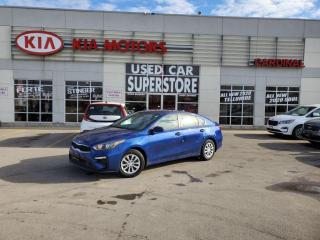 New 2020 Kia Forte LX IVT - Heated Seats, 8 Display, A/C, Cruise for sale in Niagara Falls, ON