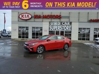 New 2020 Kia Forte EX - Lane Keep, 16 Alloys, Auto Braking for sale in Niagara Falls, ON