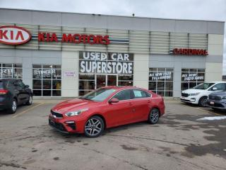 New 2020 Kia Forte EX Premium IVT - Dual-Zone Climate, Smart Cruise for sale in Niagara Falls, ON