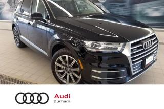 Used 2018 Audi Q7 3.0T Progressiv + Pano Roof | Nav | Rear Cam for sale in Whitby, ON