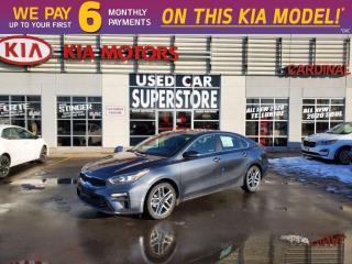 New 2020 Kia Forte EX+ IVT - Sunroof, 17 Alloys, LED Lighting for sale in Niagara Falls, ON