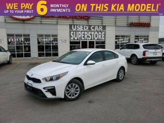 New 2020 Kia Forte LX IVT - Heated Front Seats, 8 Display, Cruise for sale in Niagara Falls, ON