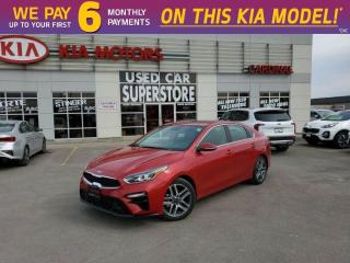 New 2020 Kia Forte EX Limited IVT - Navigation, Leather, Power Seat for sale in Niagara Falls, ON