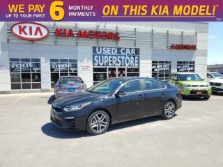 New 2020 Kia Forte EX Premium IVT - Auto Braking, UVO App for sale in Niagara Falls, ON