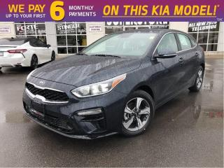 New 2020 Kia Forte5 EX - 8 Display, Lane Keep, Heated Seats for sale in Niagara Falls, ON