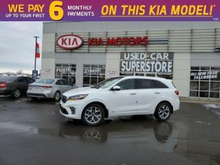 New 2020 Kia Sorento SX - Smart Auto High Beam, LED Lighting for sale in Niagara Falls, ON